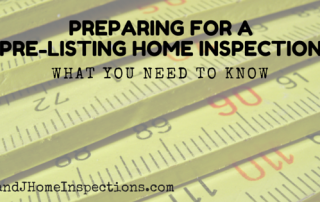 Pre-Listing Home Inspection Preparation