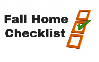 Fall Home Inspection Checklist