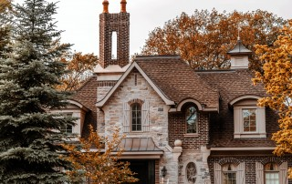 brick mansion in need of a fall home checklist