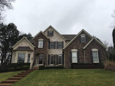 nice home in nashville after a home inspection