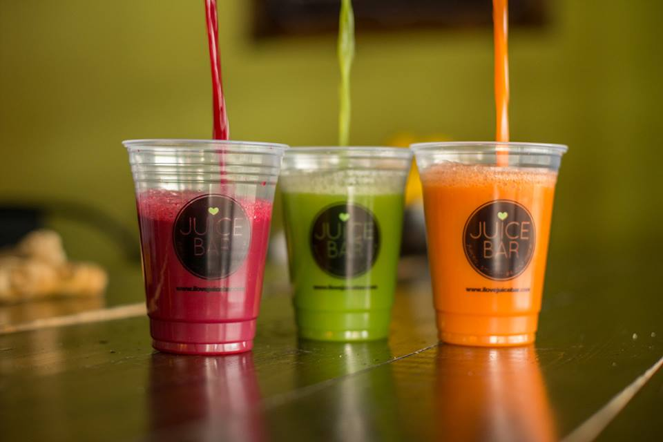 pressed juice from one of our favorite brentwood restaurants