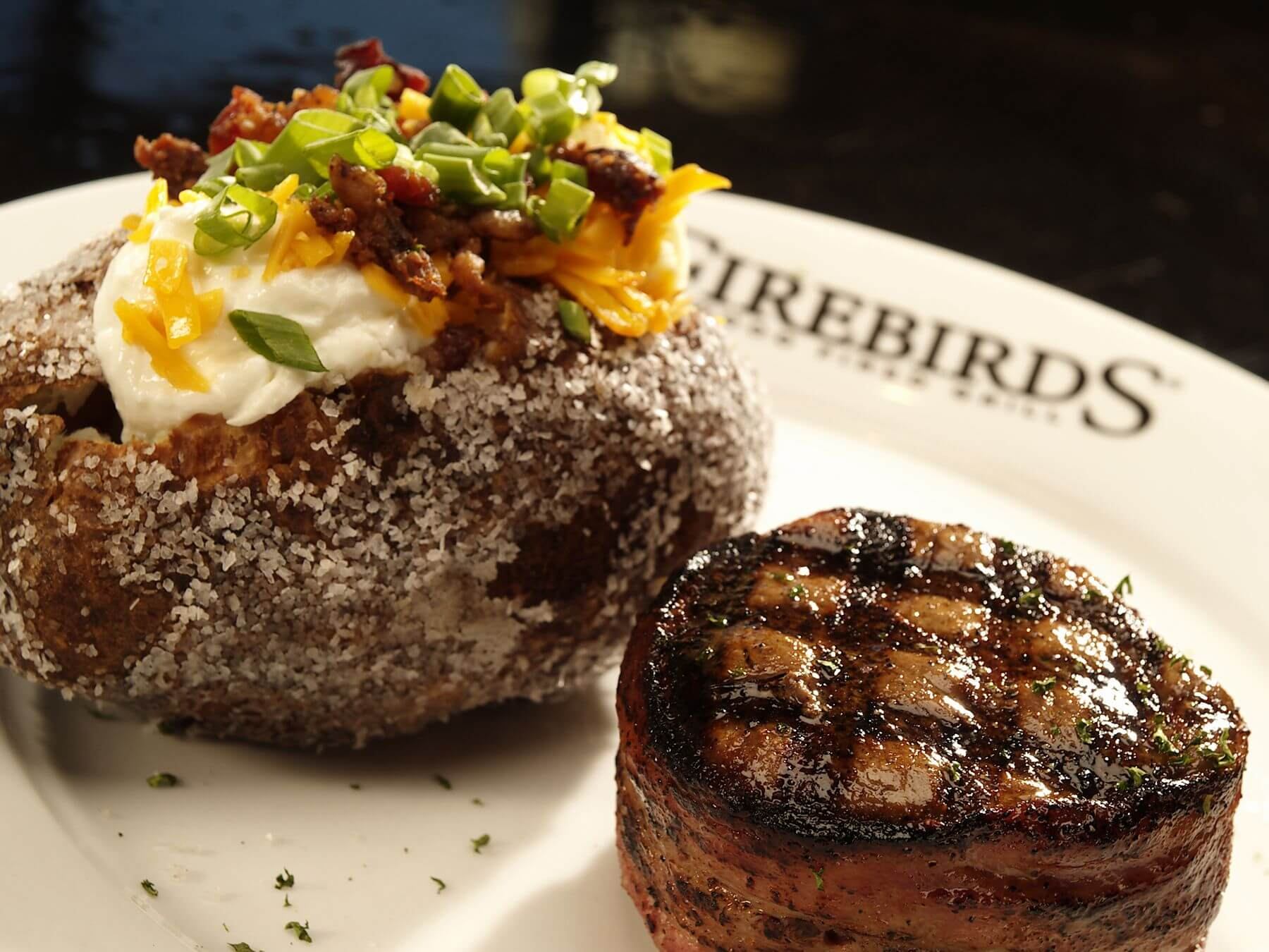steak from firebirds