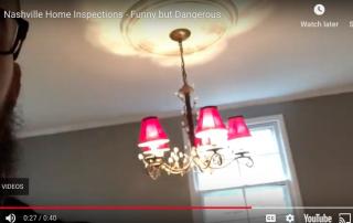 funny but dangerous problem in a nashville home inspection